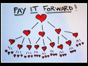 Pay it Forward image